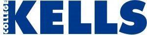 Logo Kells Azul sin Escudo